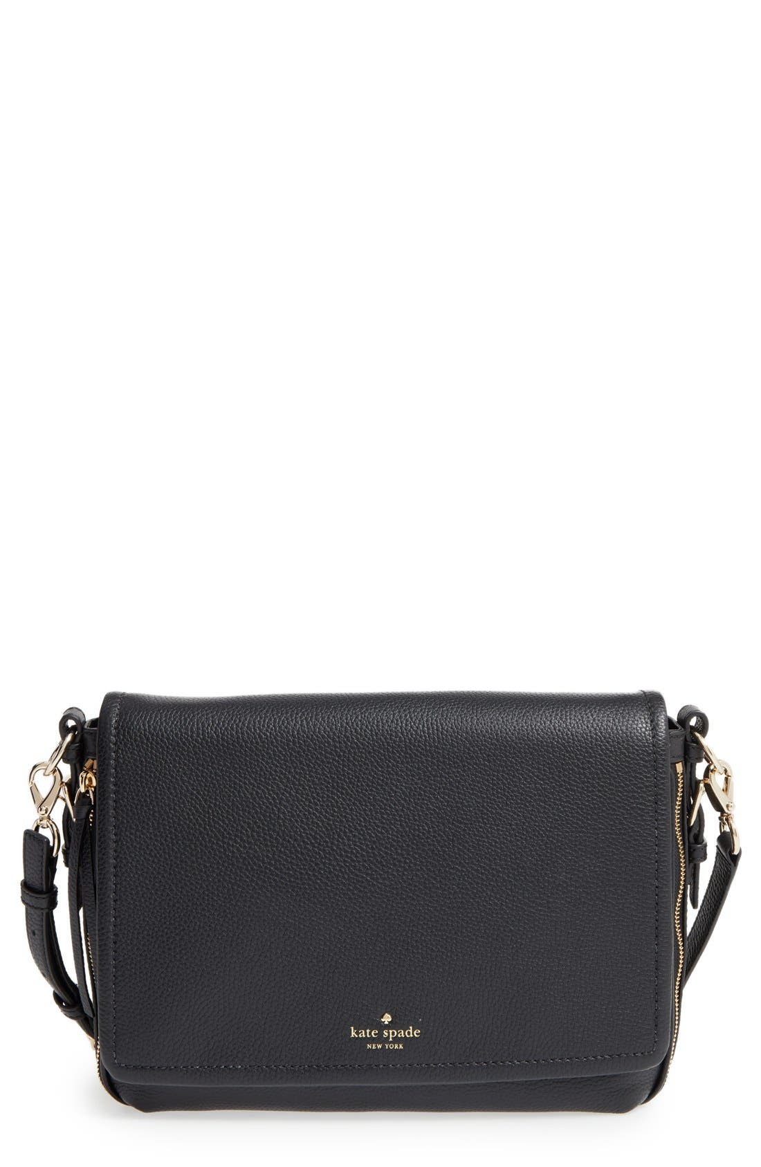 Alternate Image 1 Selected - kate spade new york cobble hill - mayra leather crossbody bag