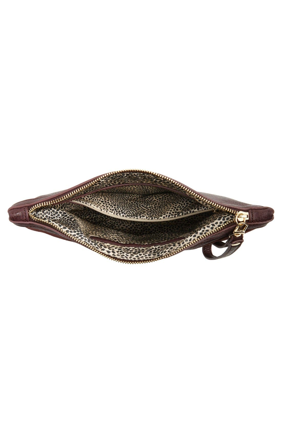 Alternate Image 4  - Sole Society Shery Zip Pouch