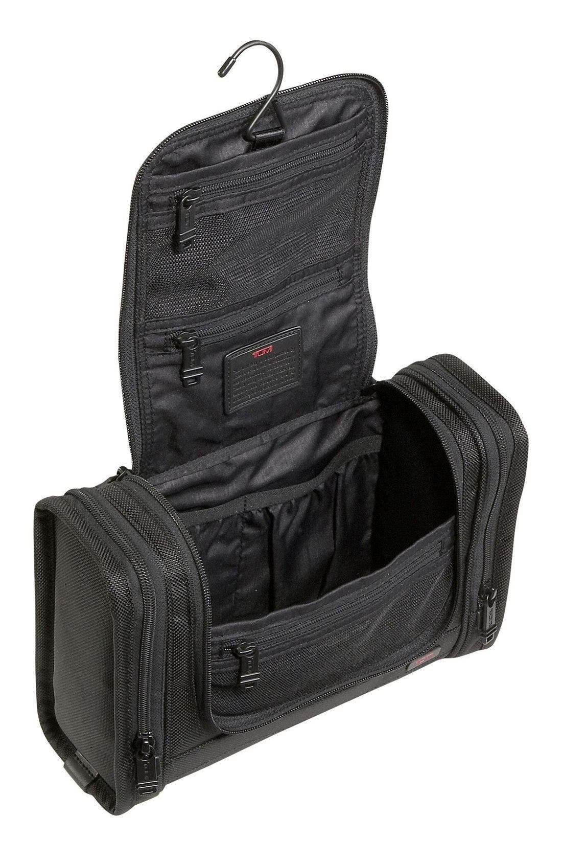 Alternate Image 2  - Tumi 'Alpha' Hanging Travel Kit