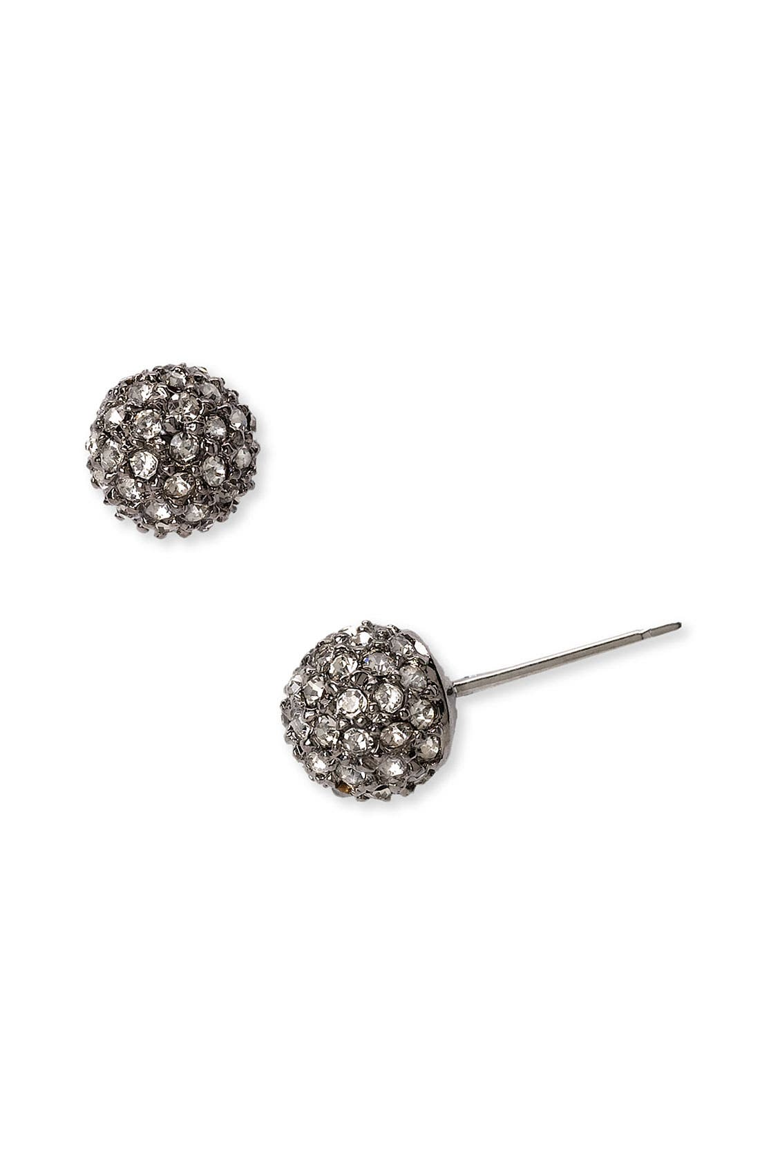 Alternate Image 1 Selected - Nadri Small Pavé Stud Earrings