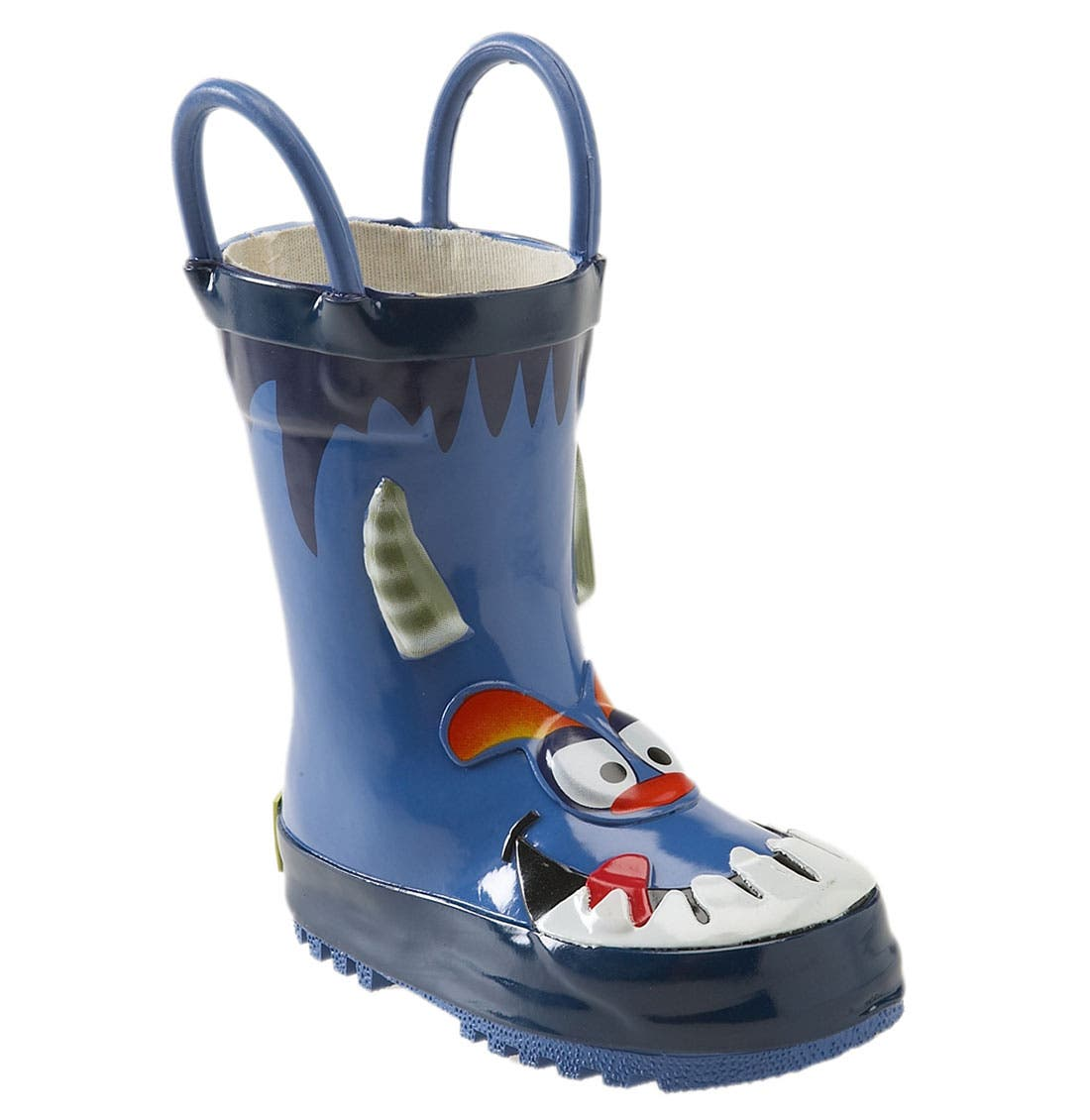 Alternate Image 1 Selected - Western Chief 'Monster' Rain Boot (Walker, Toddler, Little Kid & Big Kid)