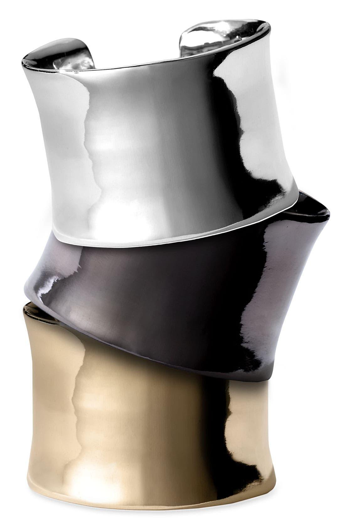 Alternate Image 3  - Nordstrom Wide Cuff Bracelet