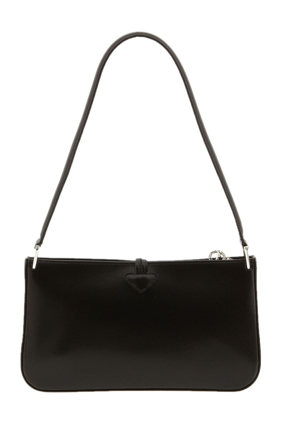 Alternate Image 4  - Longchamp 'Roseau' Shoulder Bag, Small