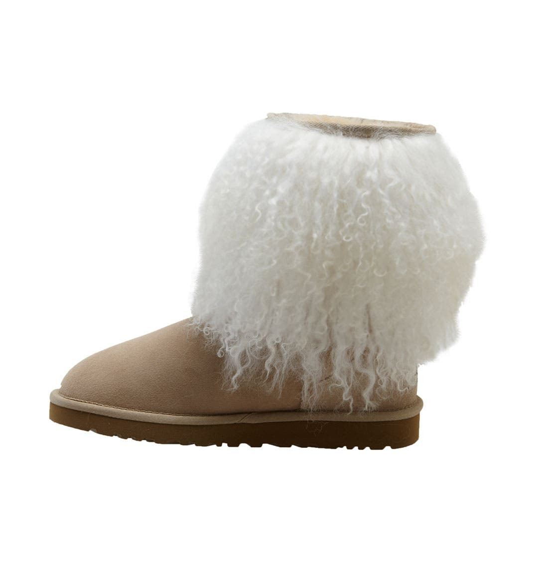 Alternate Image 3  - UGG® Australia Shearling Cuff Boot (Women)