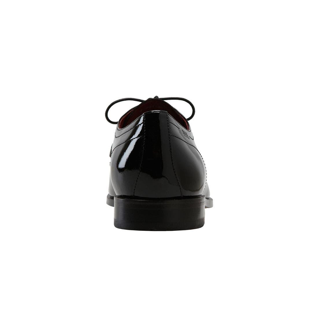 Alternate Image 4  - BOSS Black 'Recco Lux' Oxford