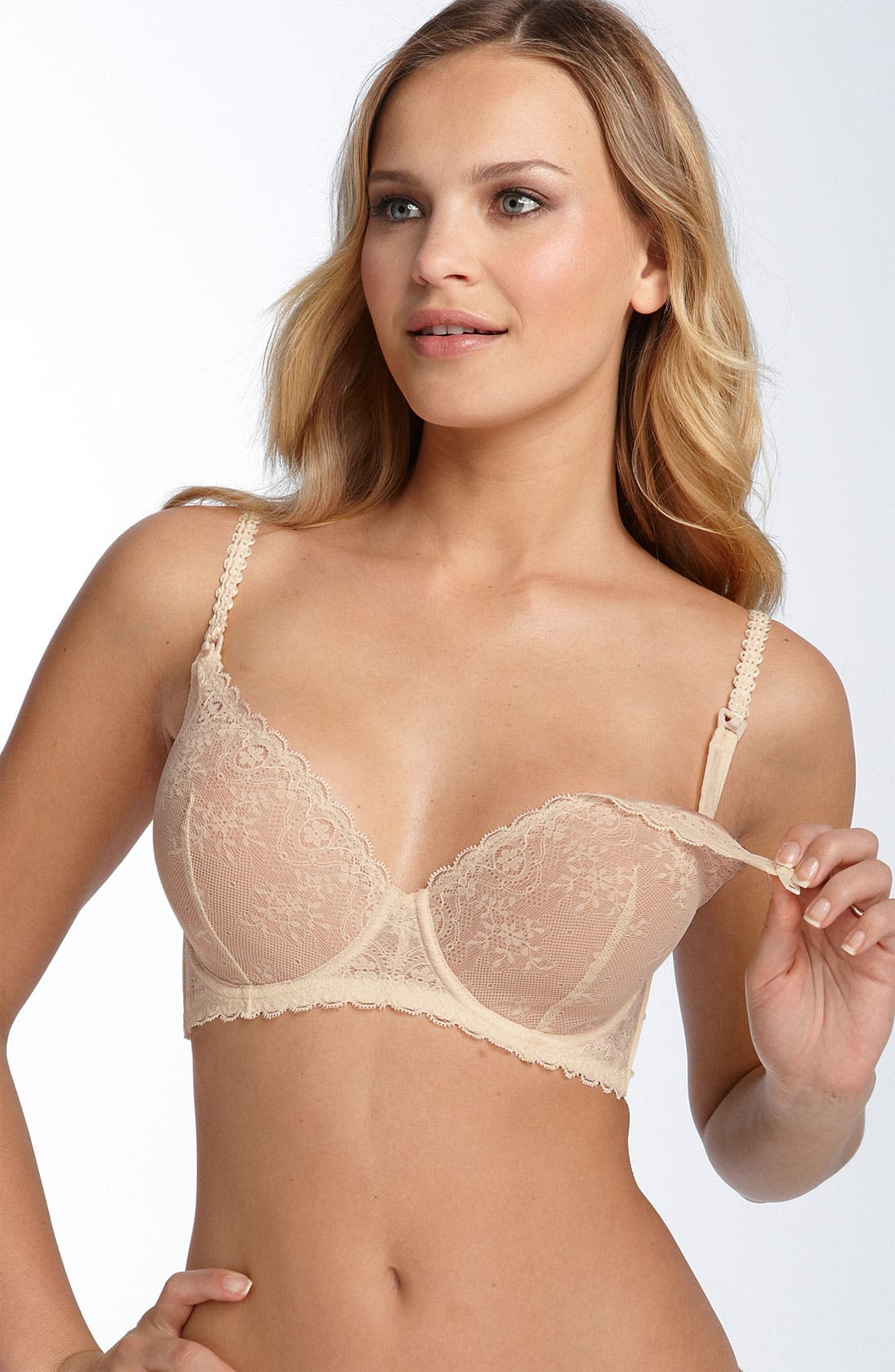 Alternate Image 1 Selected - Le Mystère Sexy Mama Underwire Nursing Bra
