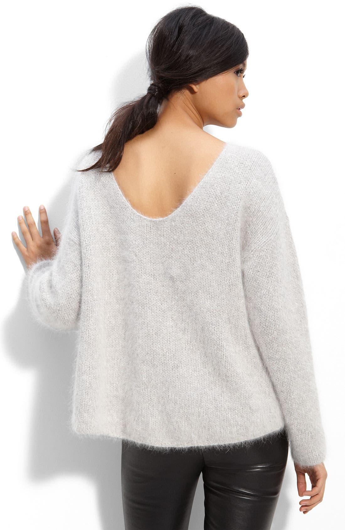 Alternate Image 2  - Leith 'Fuzz' Sweater