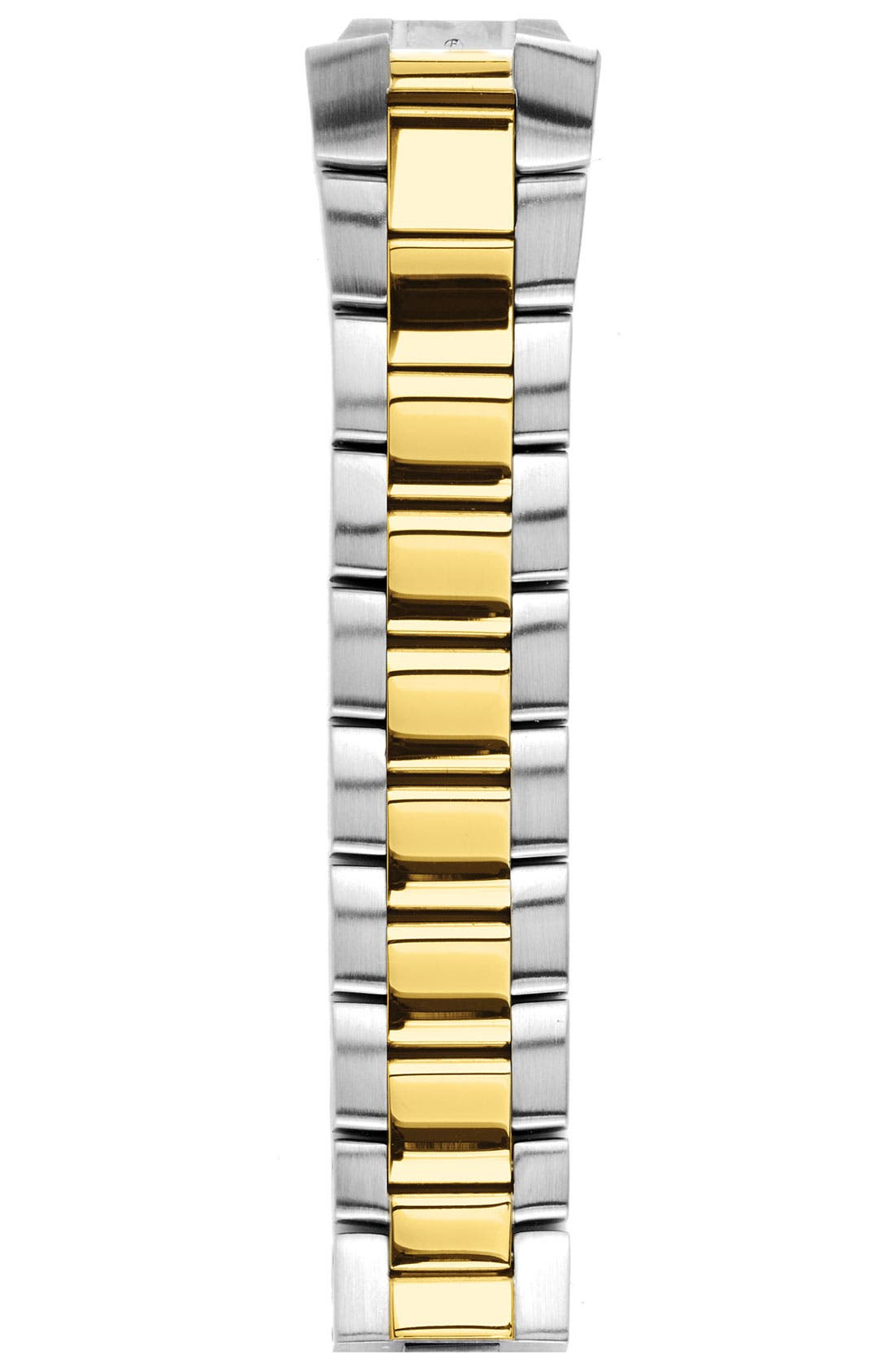 Alternate Image 1 Selected - Philip Stein® 20mm Two Tone Watch Bracelet