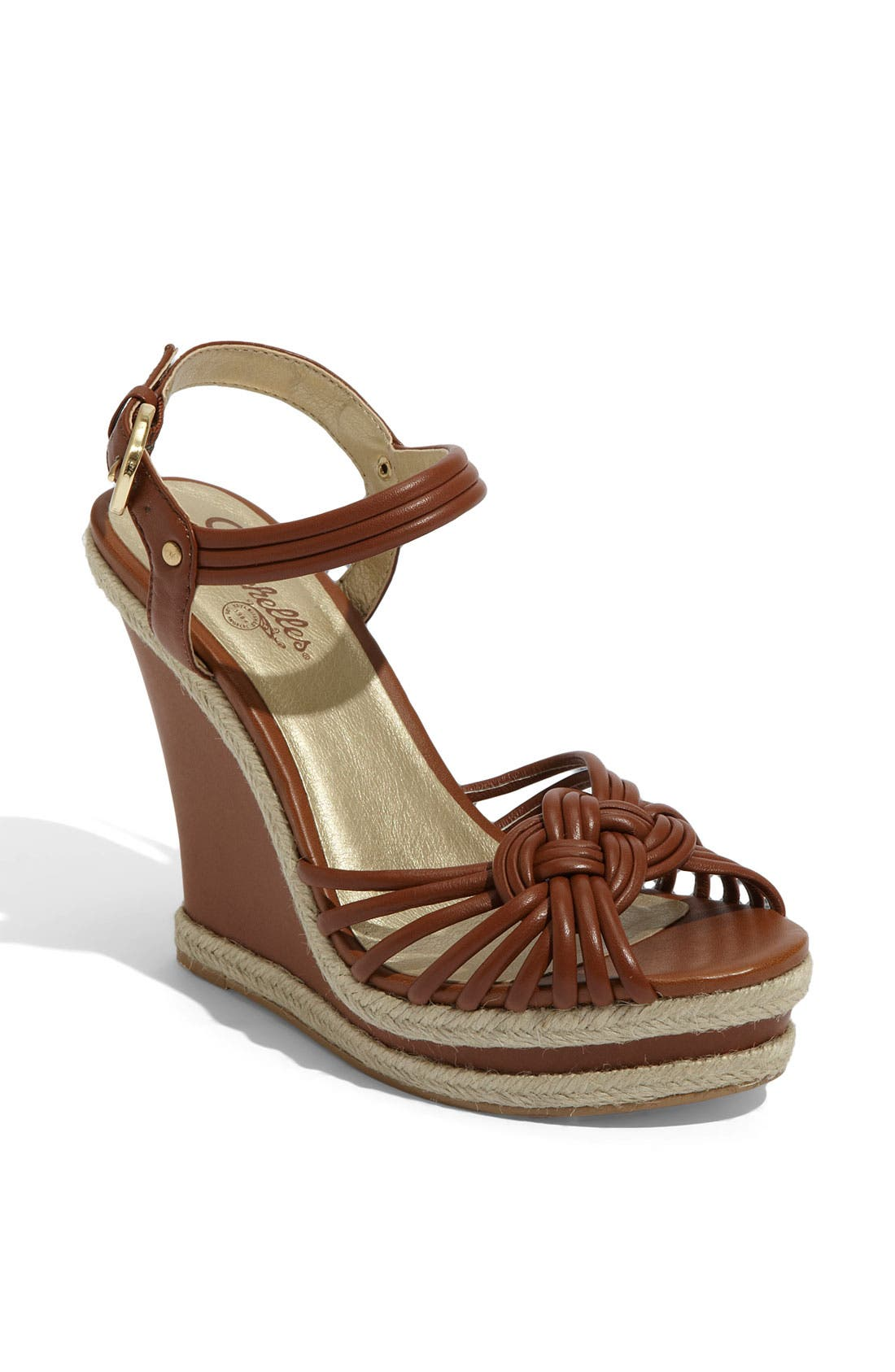 Alternate Image 1 Selected - Seychelles 'Harlow' Espadrille Sandal