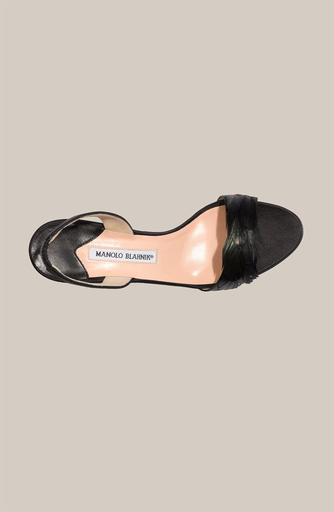 Alternate Image 3  - Manolo Blahnik 'Catalinasli' Sandal