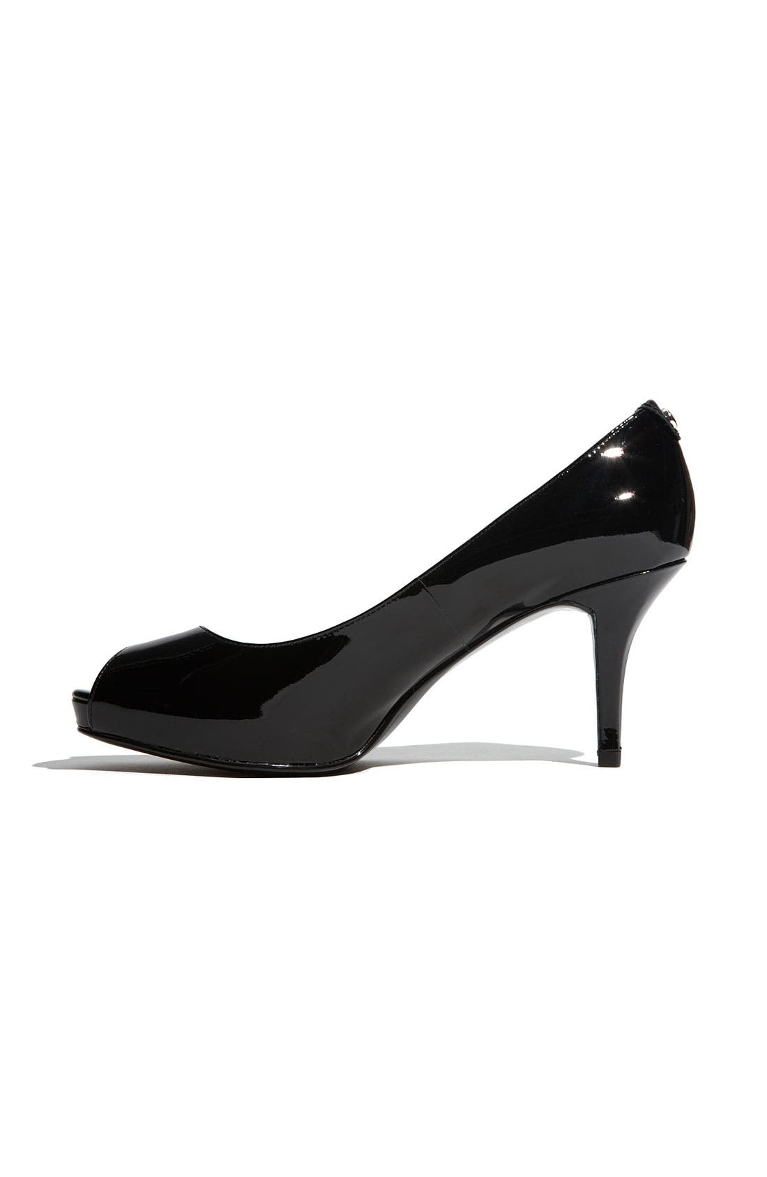Alternate Image 2  - MICHAEL Michael Kors 'Flex' Peep Toe Pump