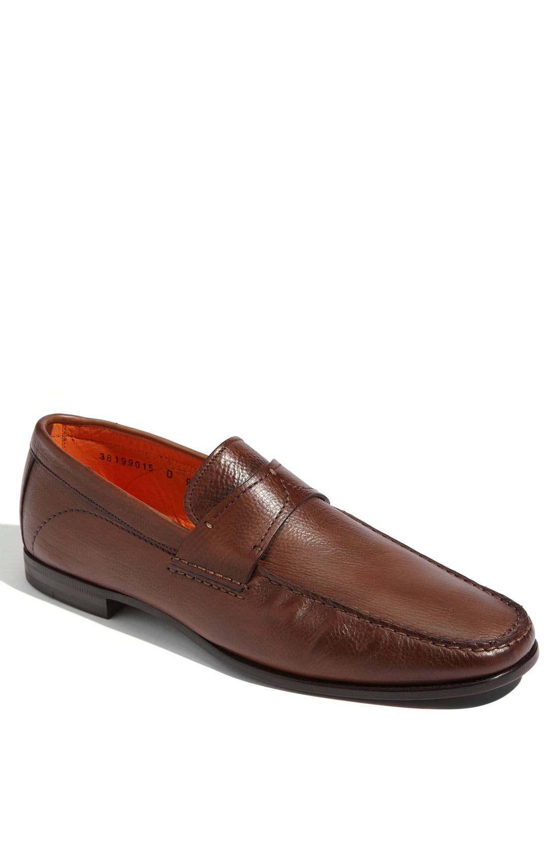 Alternate Image 1 Selected - Santoni 'Quest' Loafer (Men)