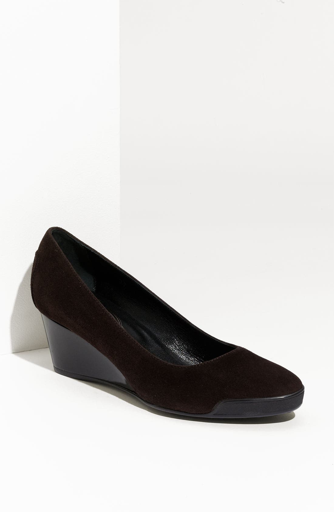 Main Image - Tod's 'Zeppa Decollete' Wedge Pump