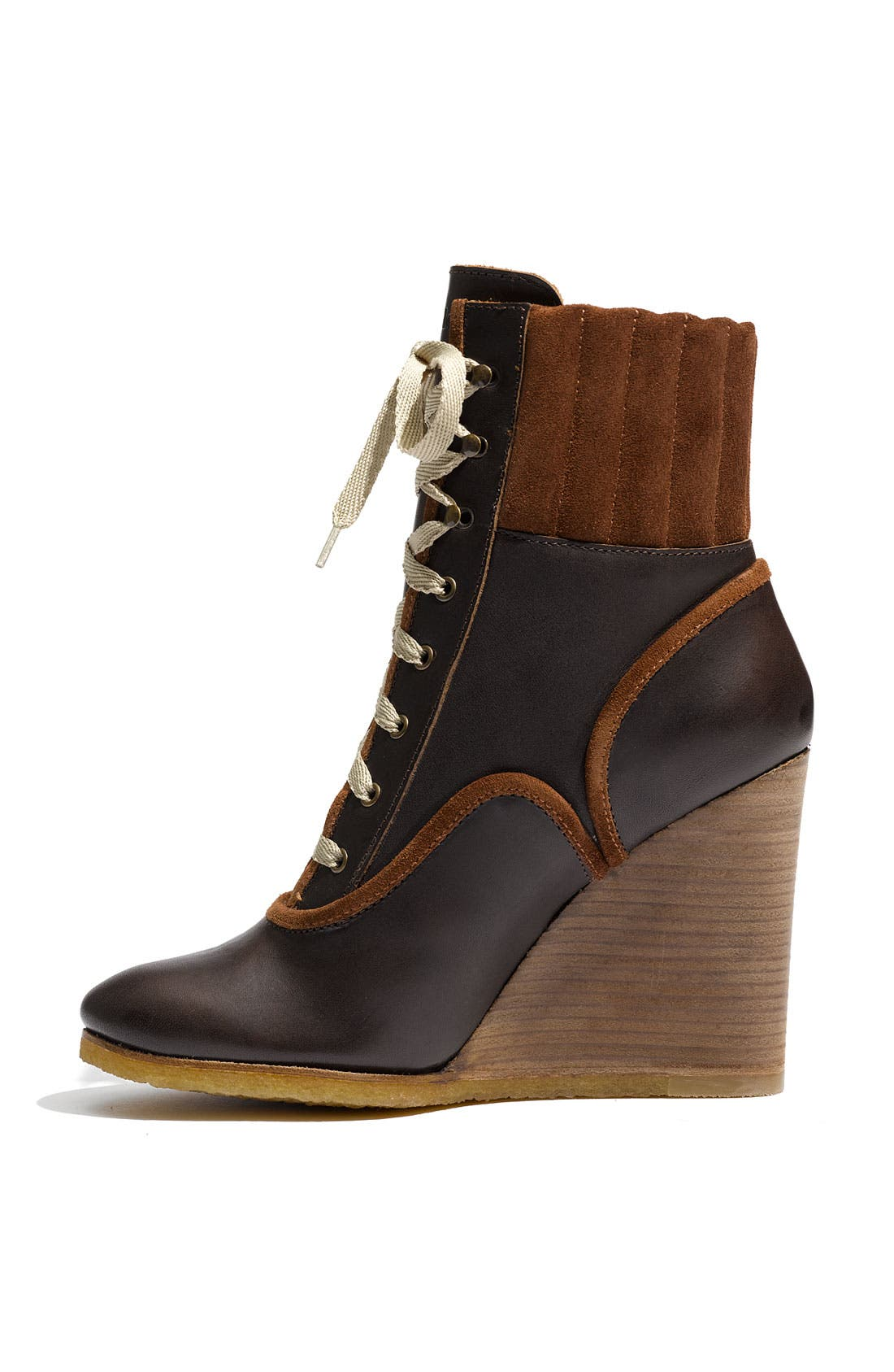 Alternate Image 2  - Chloé Wedge Bootie