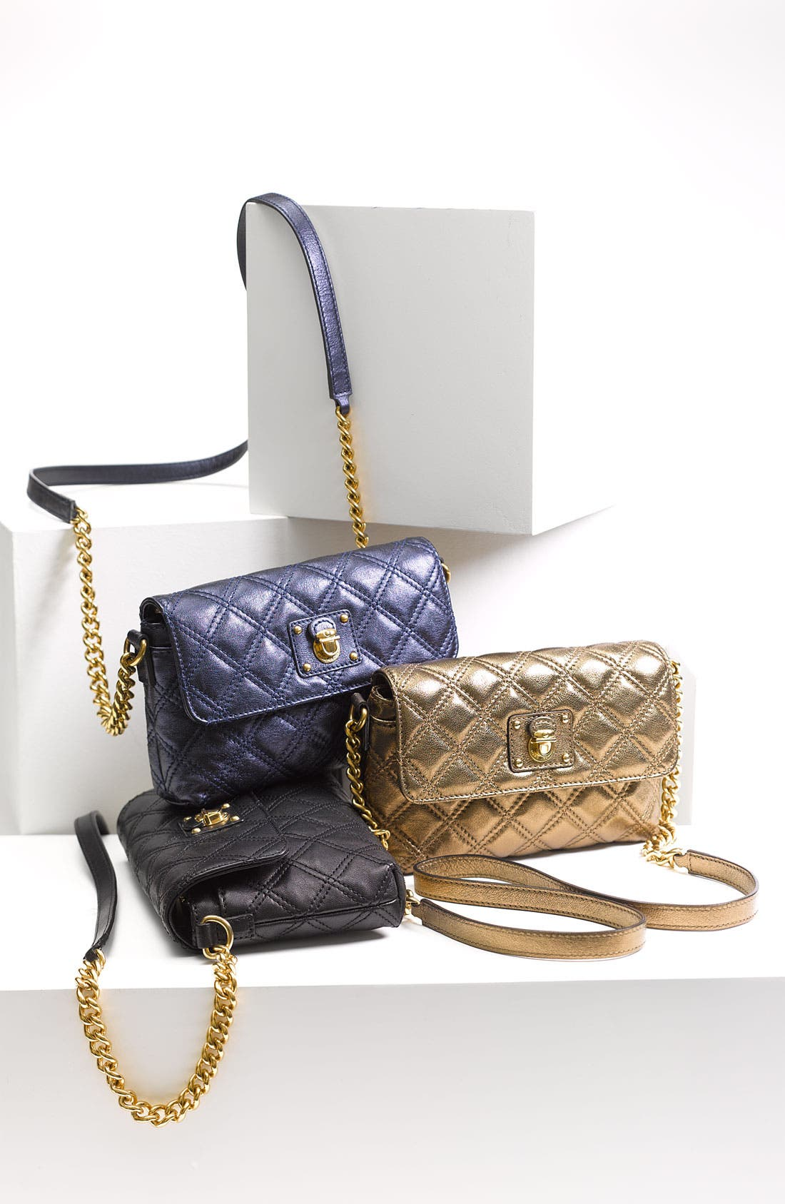 Alternate Image 3  - MARC JACOBS 'The Single' Quilted Crossbody Bag