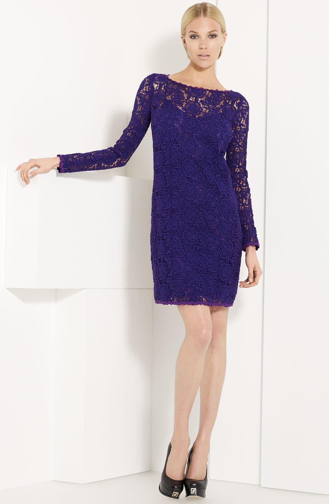 Main Image - Blumarine Lace Dress