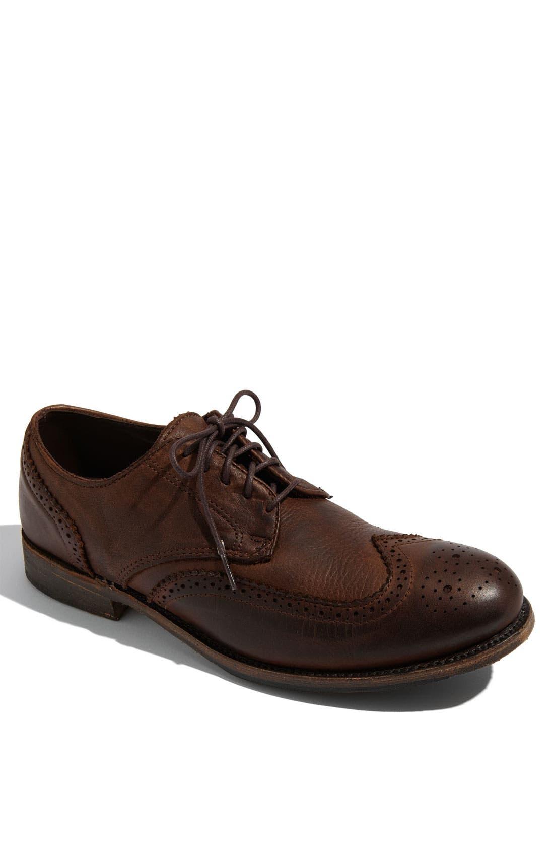 Main Image - Vintage Shoe Company 'Langdon' Wingtip Oxford