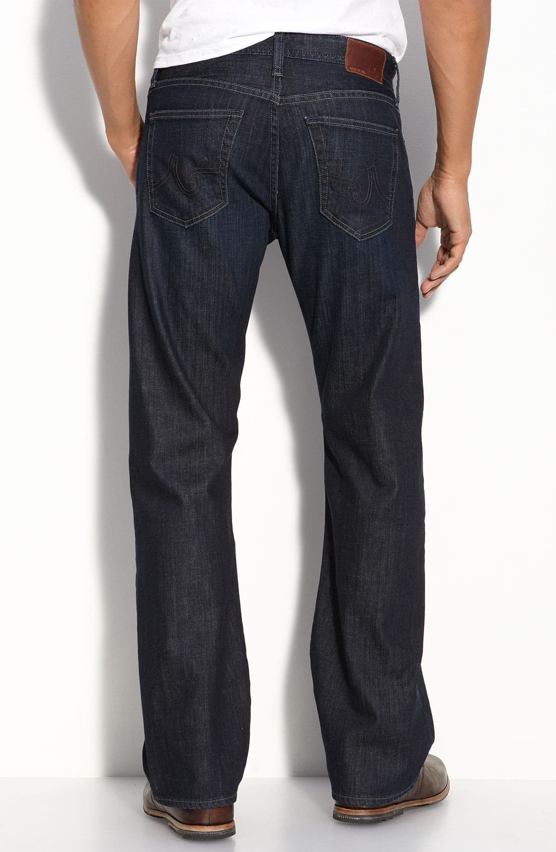 Alternate Image 2  - AG Jeans 'Hero' Relaxed Fit Jeans (ARP)