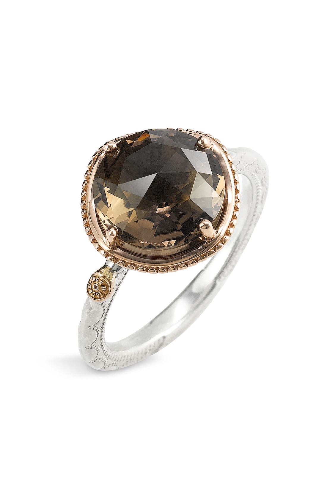 Alternate Image 1 Selected - Tacori Large Smoky Quartz Stackable Ring (Nordstrom Exclusive)