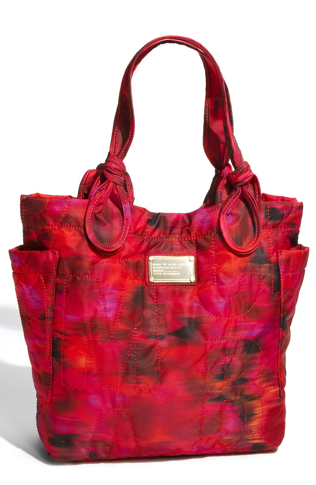 Alternate Image 1 Selected - MARC BY MARC JACOBS 'Pretty Nylon - Lil Tate' Print Tote