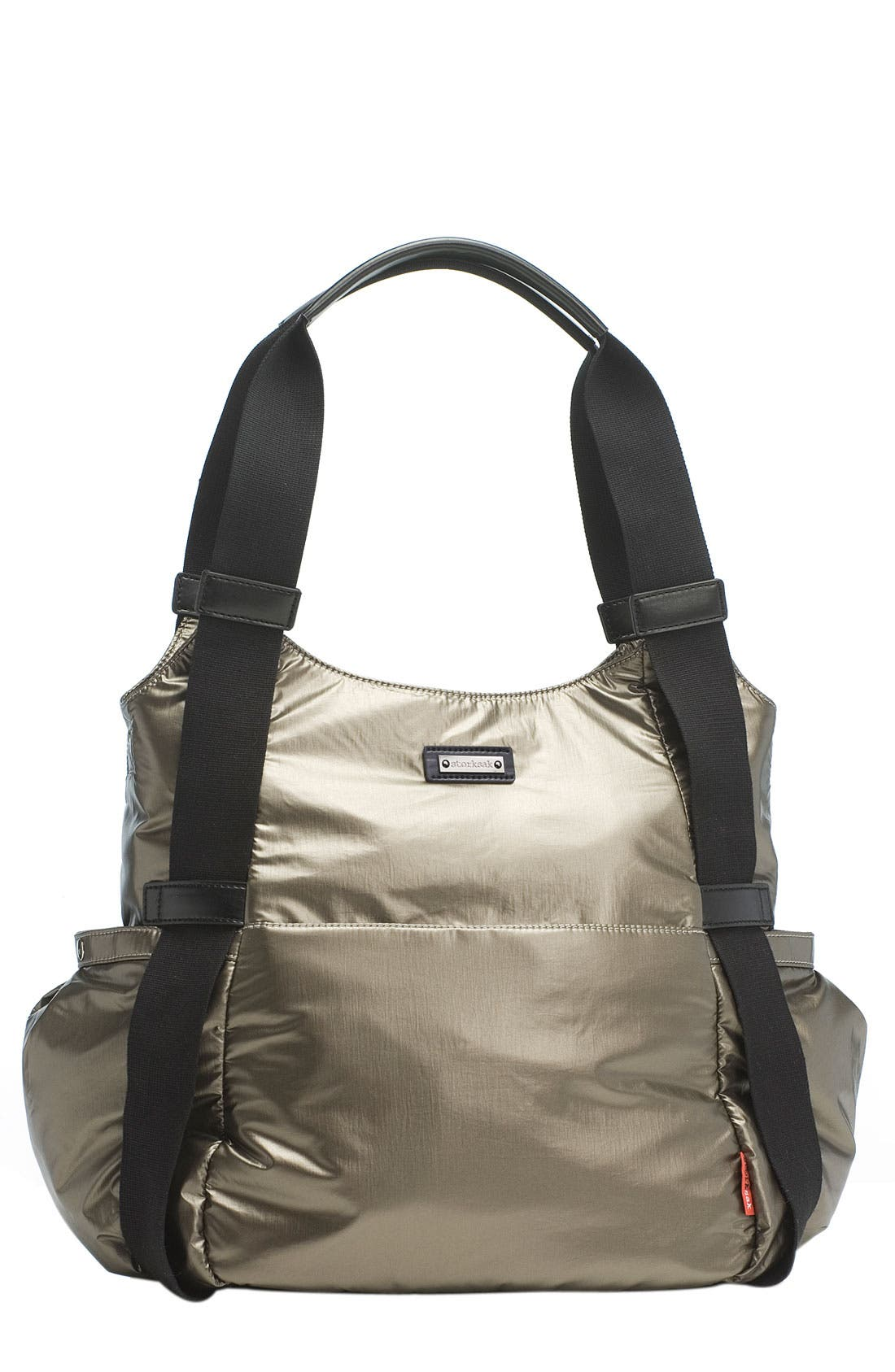 Alternate Image 1 Selected - Storksak 'Tania' Diaper Bag