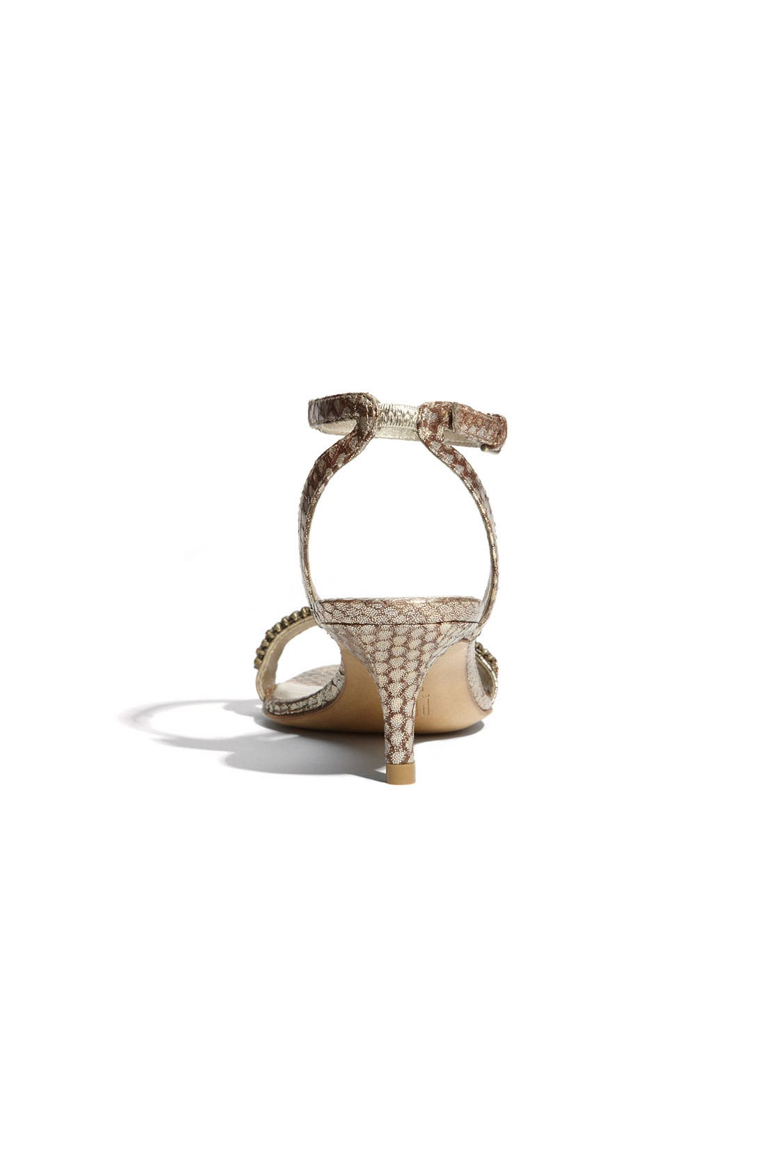 Alternate Image 4  - Pelle Moda 'Fabia' Sandal (Women)