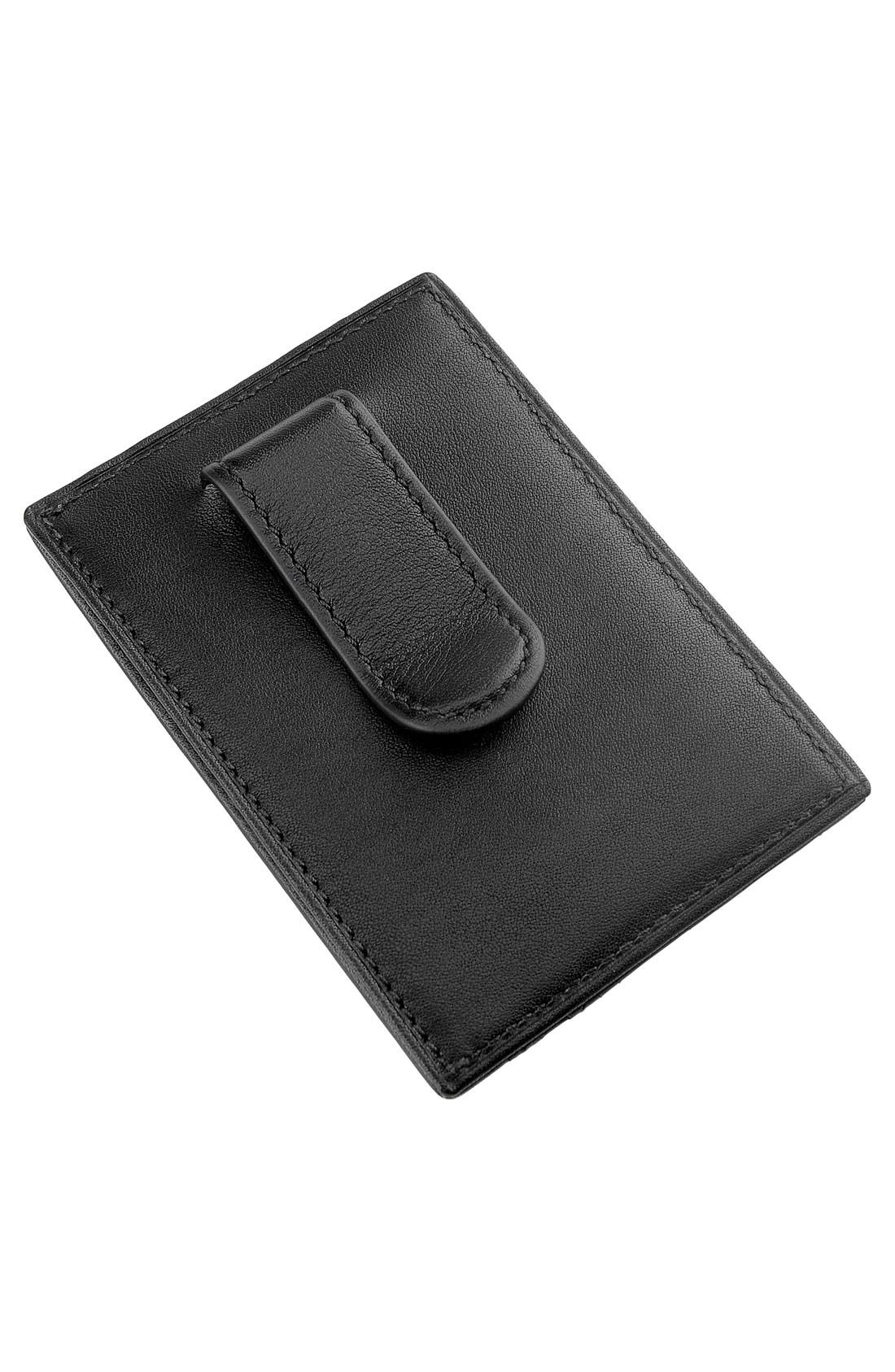 Alternate Image 3  - Tumi 'Delta' Money Clip Card Case
