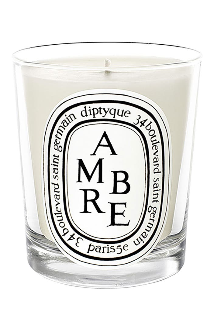 diptyque Ambre Scented Candle | Nordstrom