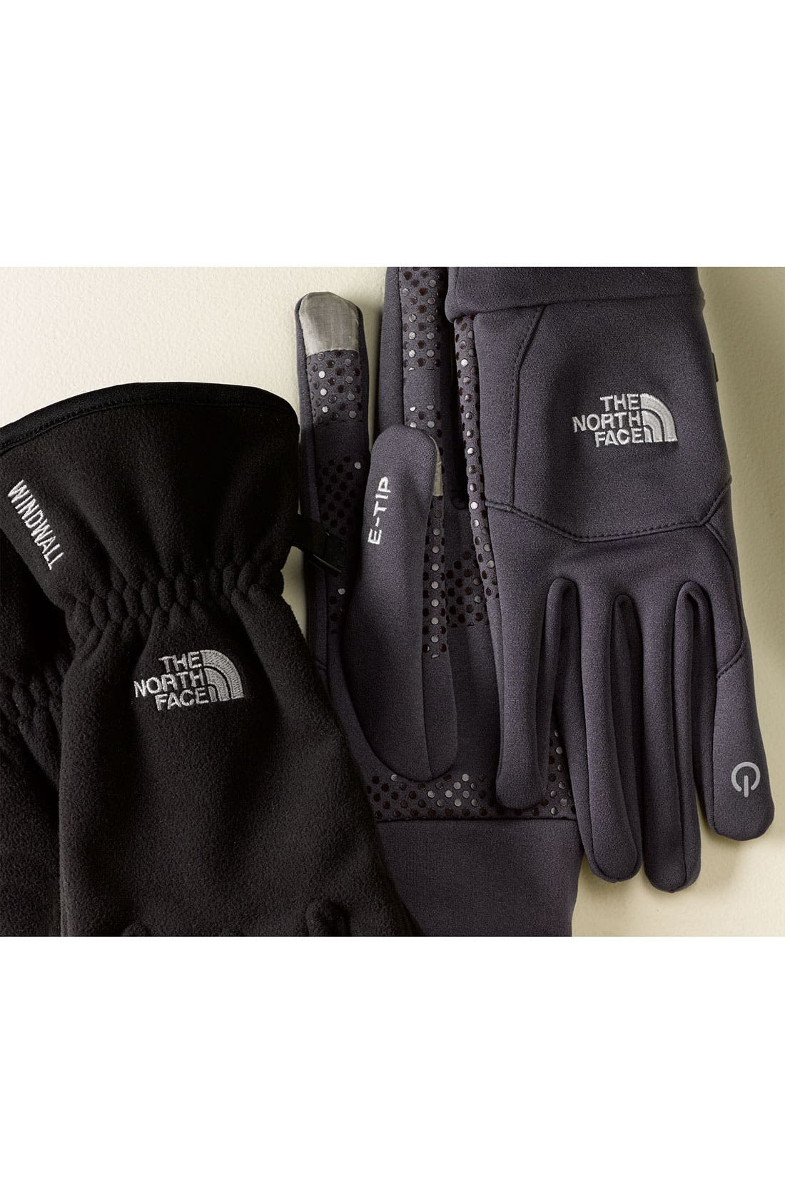 Alternate Image 3  - The North Face 'Windwall' Gloves (Men)