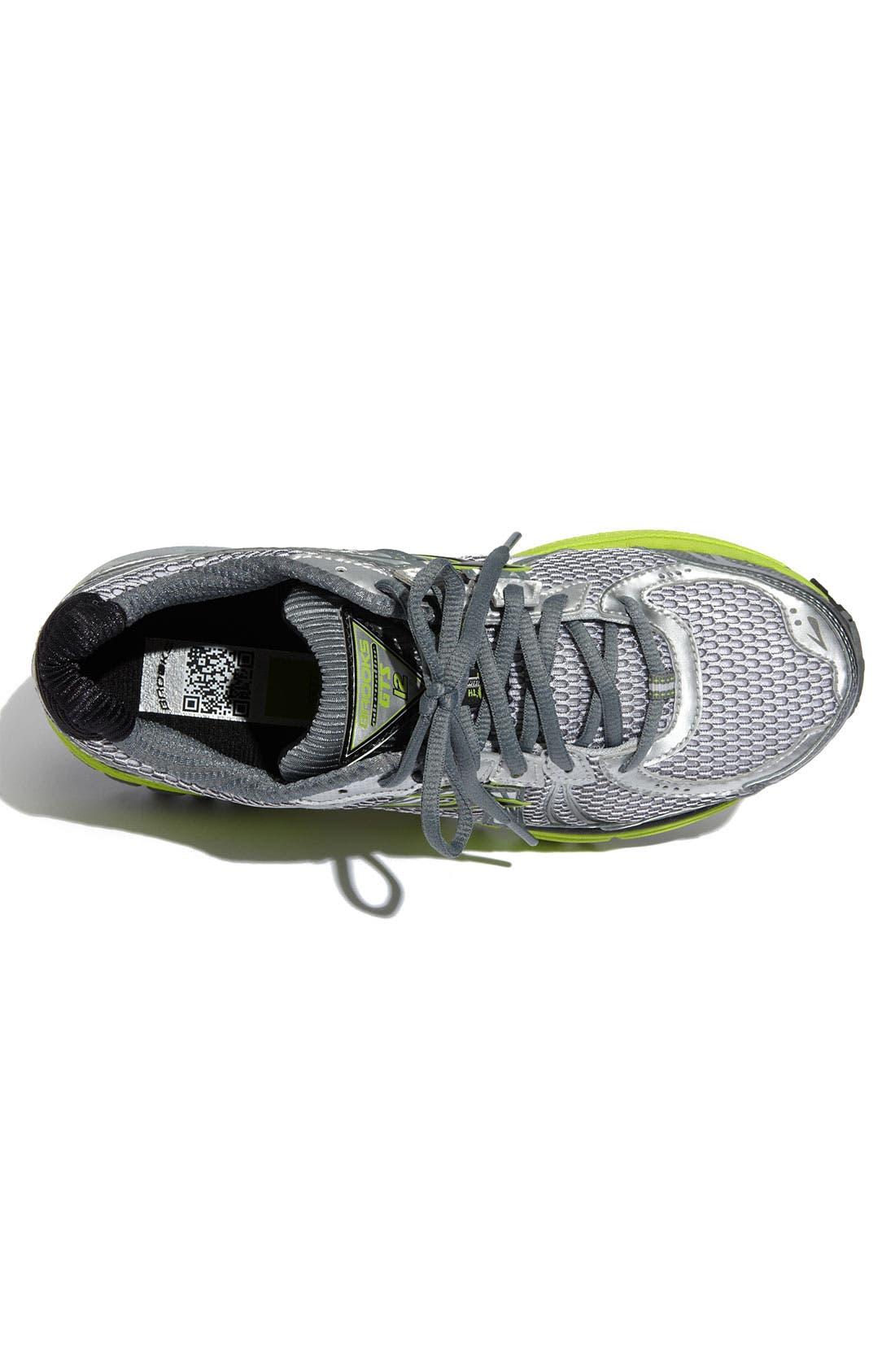 Alternate Image 3  - Brooks 'Adrenaline GTS 12' Running Shoe (Men)