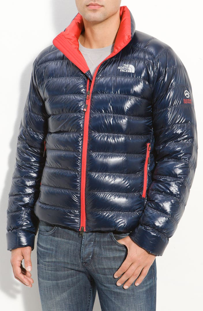 North Face Diez Summit Series 900 Fill Down Jacket