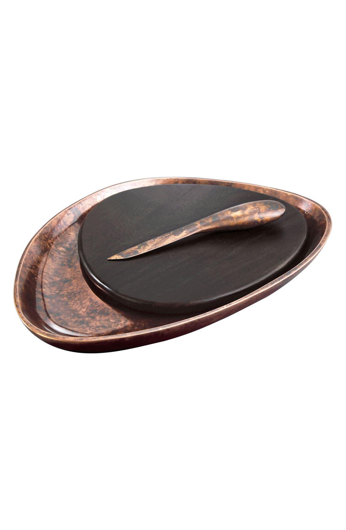 Alternate Image 1 Selected - Nambé 'Pebble' Cheeseboard