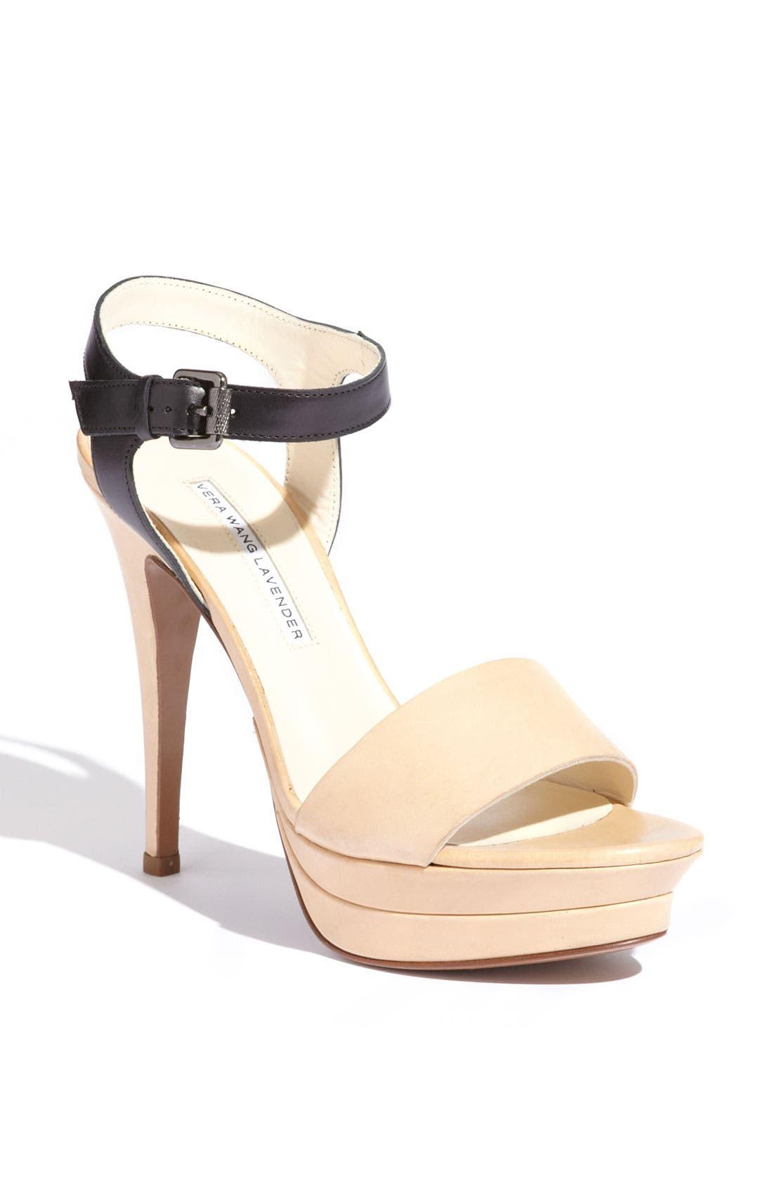 Alternate Image 1 Selected - Vera Wang 'Nina' Sandal