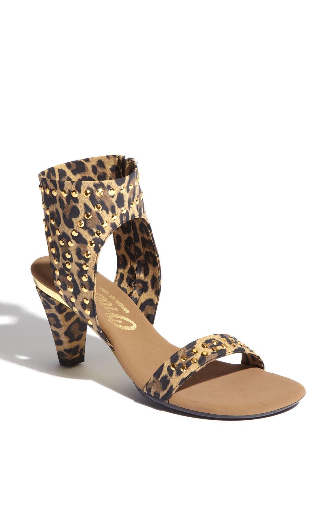 Alternate Image 1 Selected - Onex 'Showgirl' Sandal