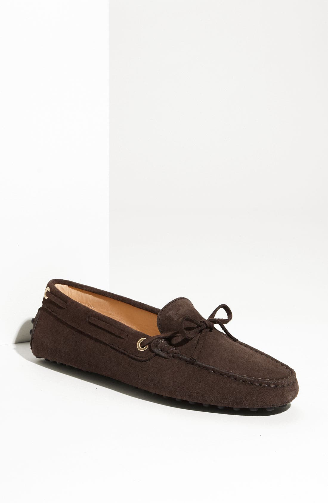 Alternate Image 1 Selected - Tod's 'Heaven New Lacetto' Driving Moccasin