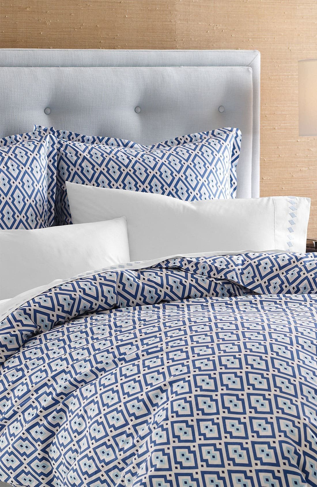 Alternate Image 2  - Jonathan Adler 400 Thread Count Embroidered Pillowcase