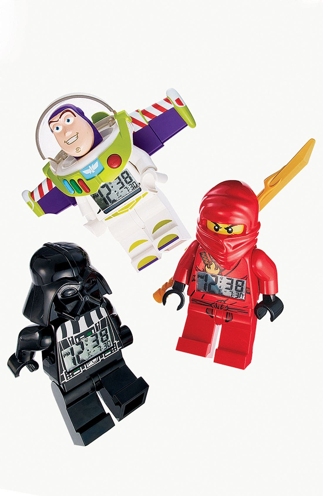 Alternate Image 2  - LEGO® 'Buzz Lightyear®' Character Alarm Clock