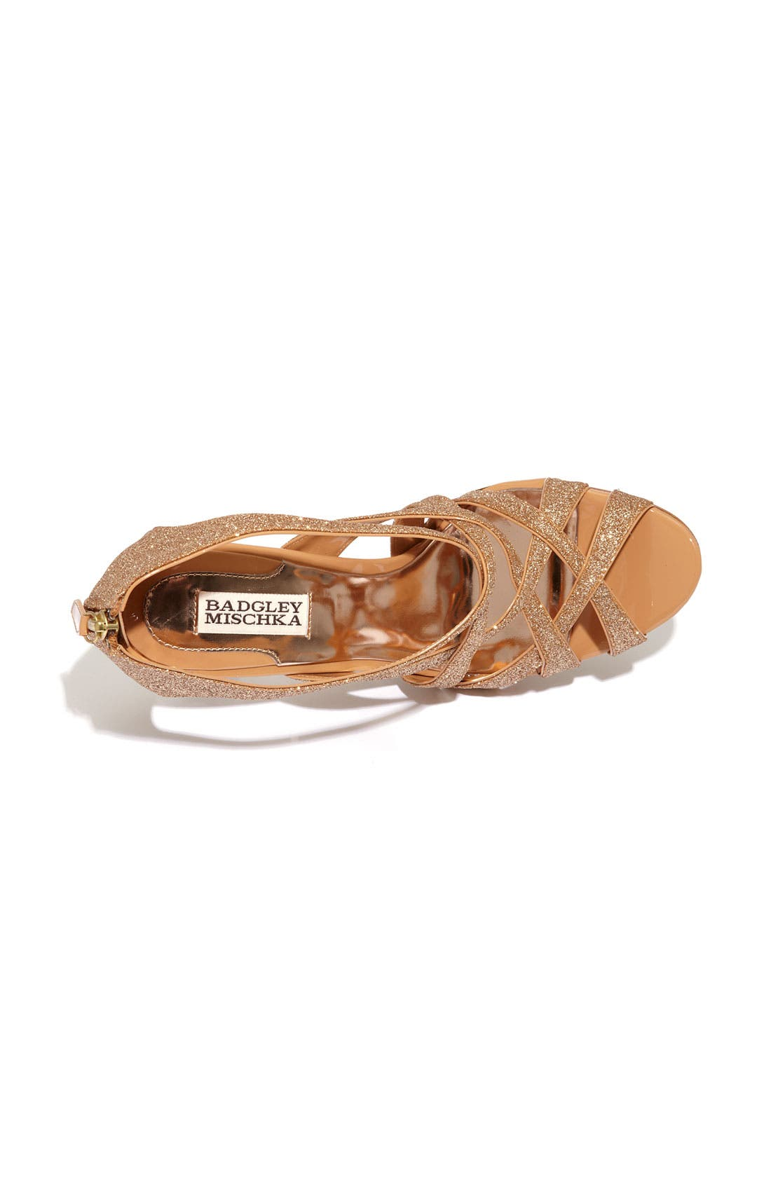 Alternate Image 3  - Badgley Mischka 'Junebug' Sandal