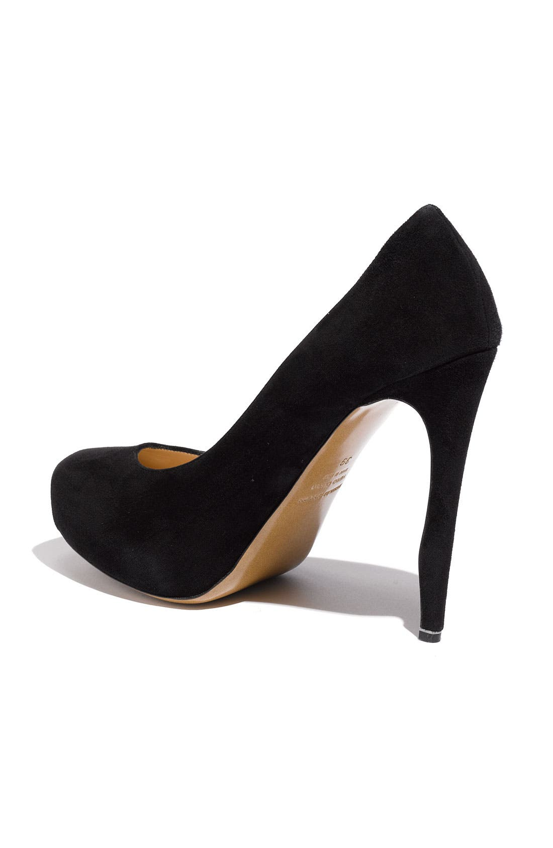 Alternate Image 2  - Nicholas Kirkwood Sculpted Heel Platform Pump