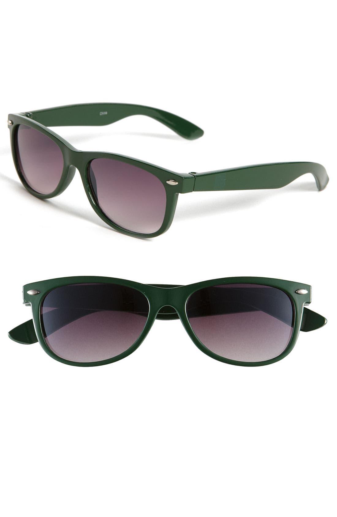 Alternate Image 1 Selected - Icon Eyewear 'Bobby' Sunglasses (Big Boys)