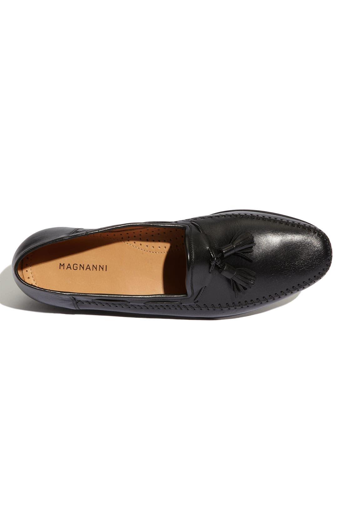 Alternate Image 3  - Magnanni 'Ancona' Loafer