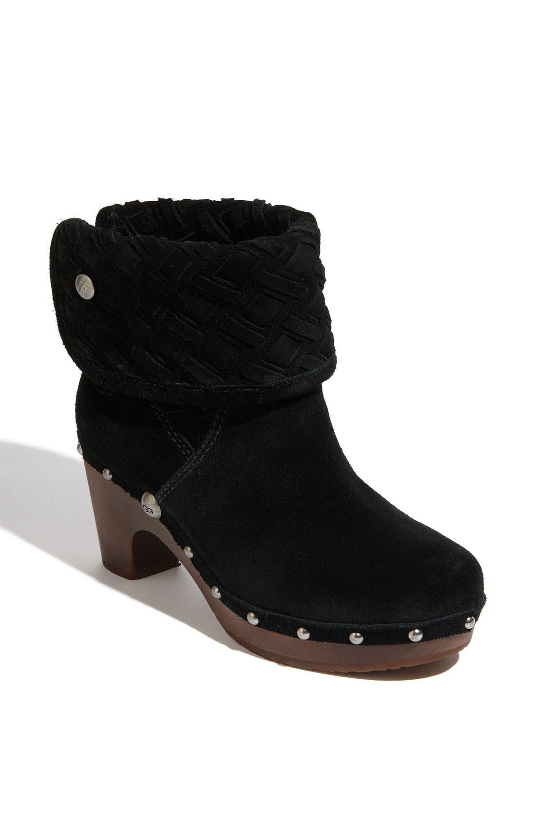 Alternate Image 1 Selected - UGG® Australia 'Lynnea Weave' Boot