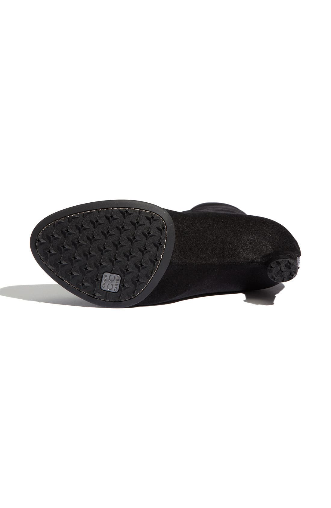 Alternate Image 4  - Grace Carter 'High Round' Shoe Cover