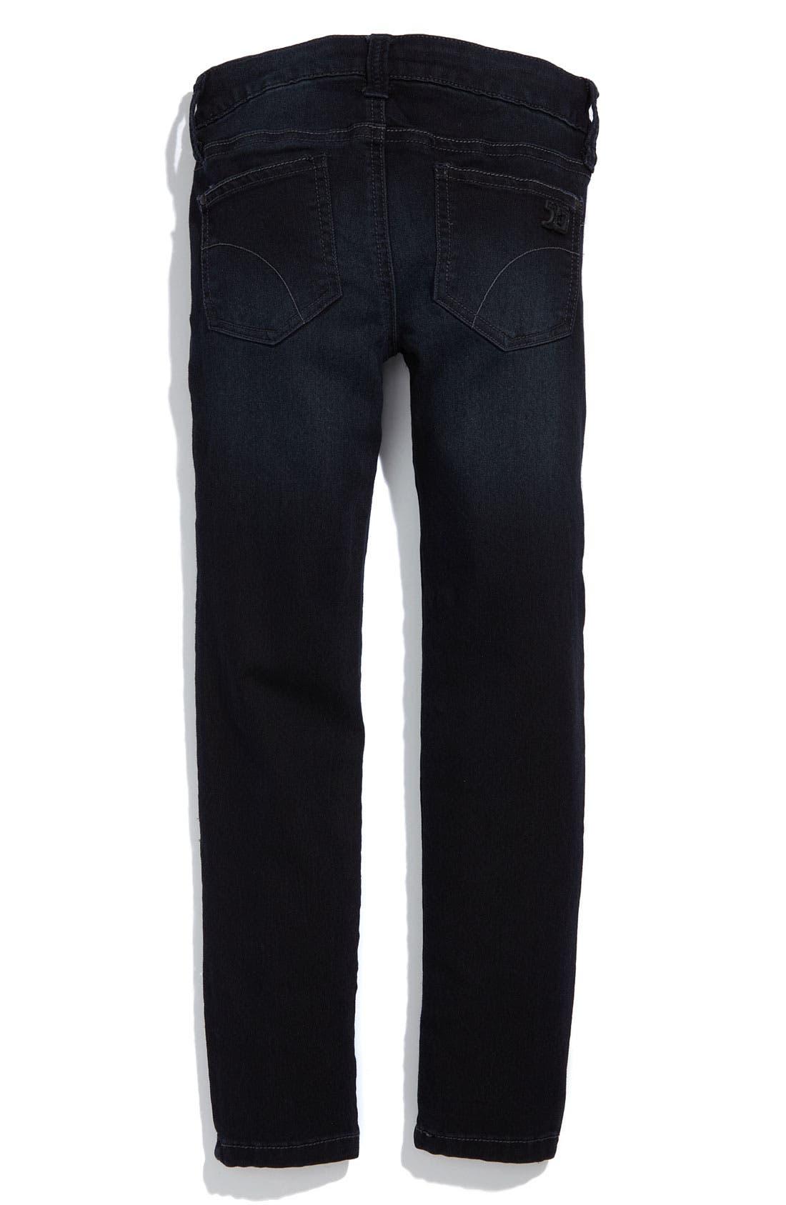 Alternate Image 1 Selected - Joe's 'Ultra Skinny' Jeans (Little Girls)