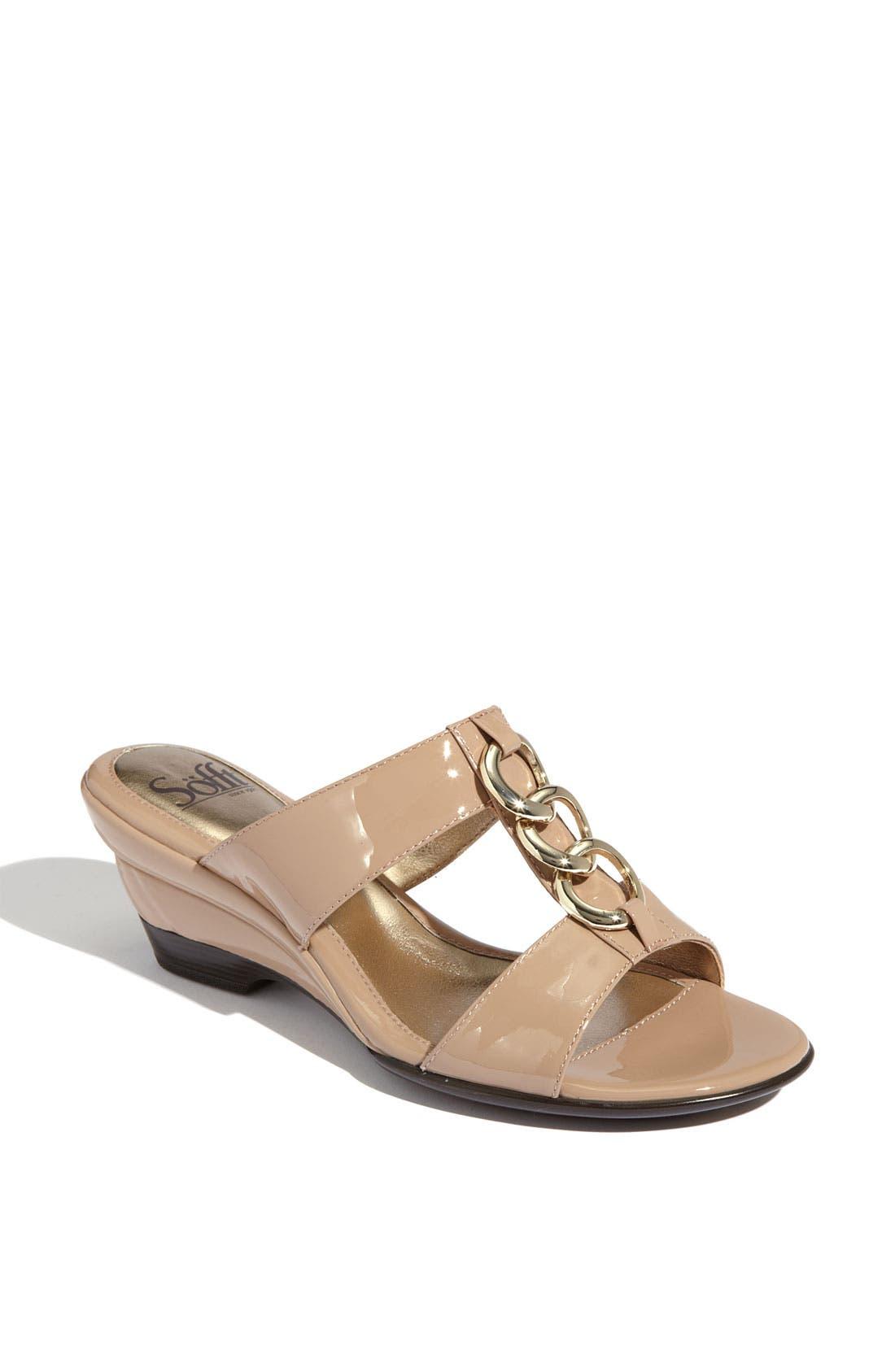 Alternate Image 1 Selected - Söfft 'Ibiza' Sandal