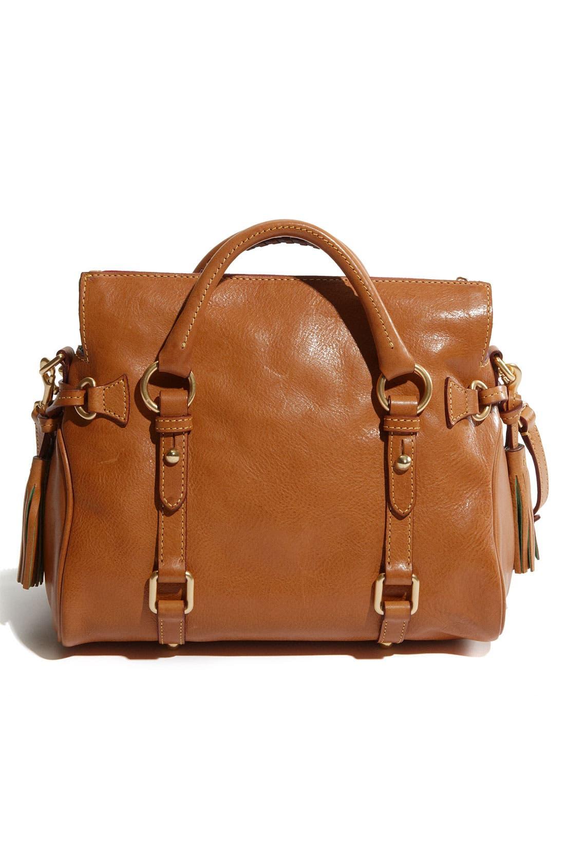 Alternate Image 6  - Dooney & Bourke 'Mini - Florentine Collection' Leather Satchel