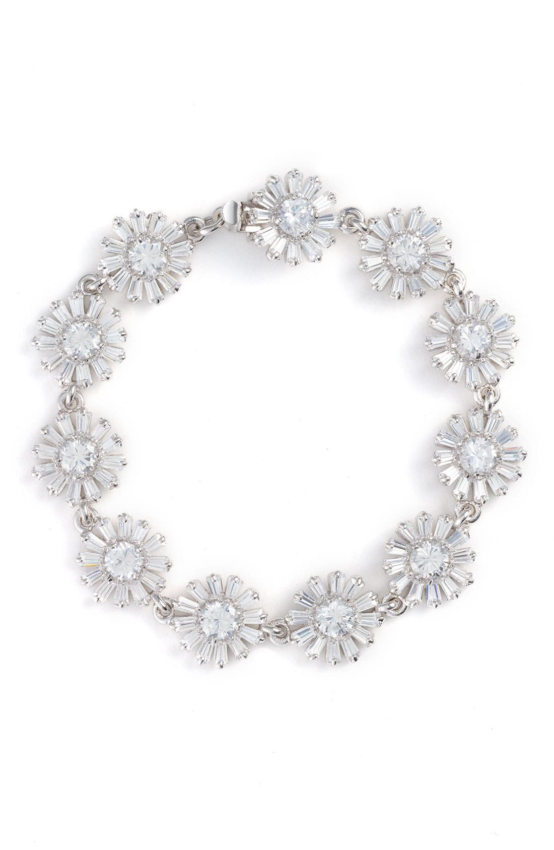 Main Image - kate spade new york 'crystal gardens' line bracelet