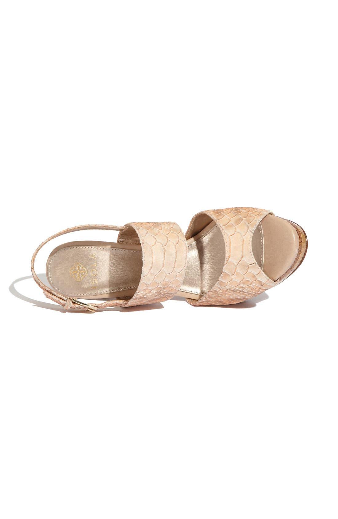 Alternate Image 3  - Isolá 'Damani' Sandal