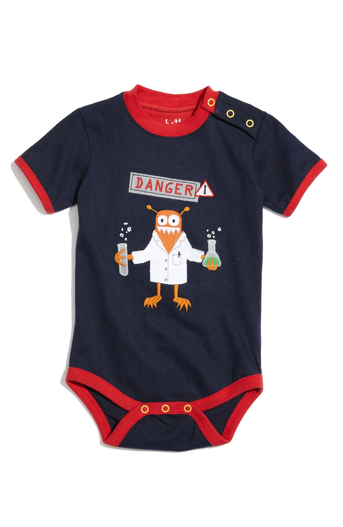 Alternate Image 1 Selected - Hatley Bodysuit (Infant)