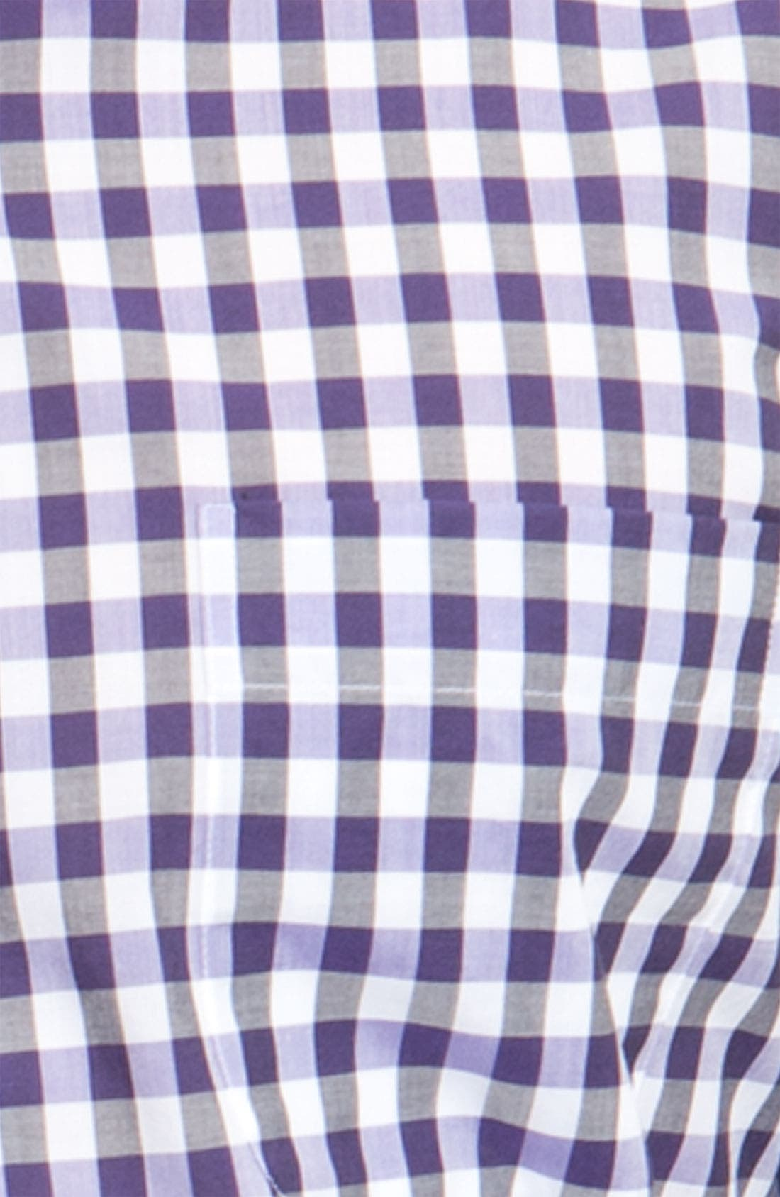 Alternate Image 3  - Peter Millar 'Hombre Plaid' Sport Shirt
